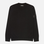 Мужская толстовка Stone Island Shadow Project Jumper Black фото- 0