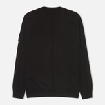 Мужская толстовка Stone Island Shadow Project Jumper Black фото- 4