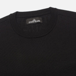 Мужская толстовка Stone Island Shadow Project Jumper Black фото- 1