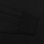 Мужская толстовка Stone Island Shadow Project Jumper Black фото- 3