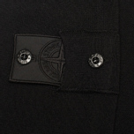 Мужская толстовка Stone Island Shadow Project Jumper Black фото- 2