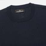 Мужская толстовка Stone Island Shadow Project Jumper Navy Blue фото- 1