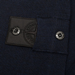 Мужская толстовка Stone Island Shadow Project Jumper Navy Blue фото- 2
