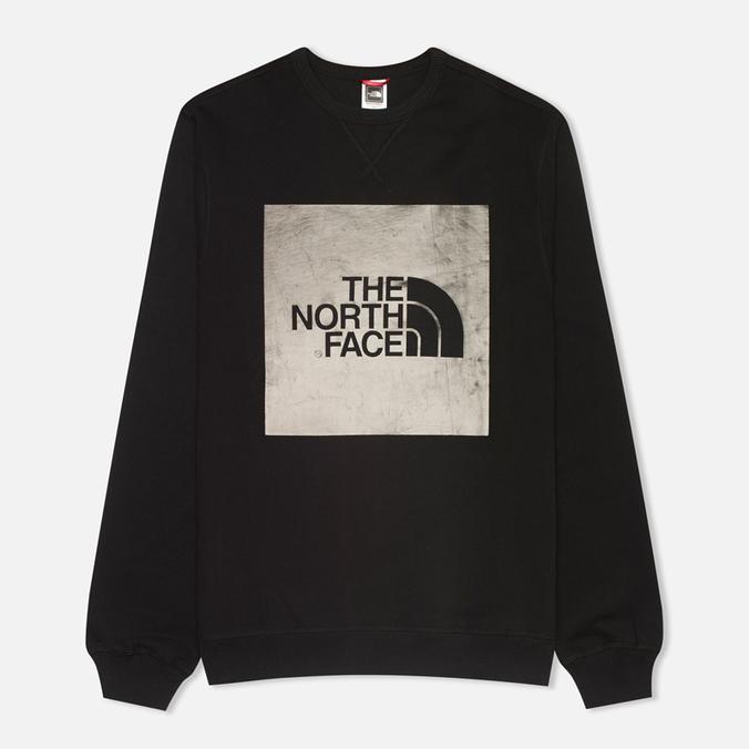 The North Face Fine Crew Men's Sweatshirt Black
