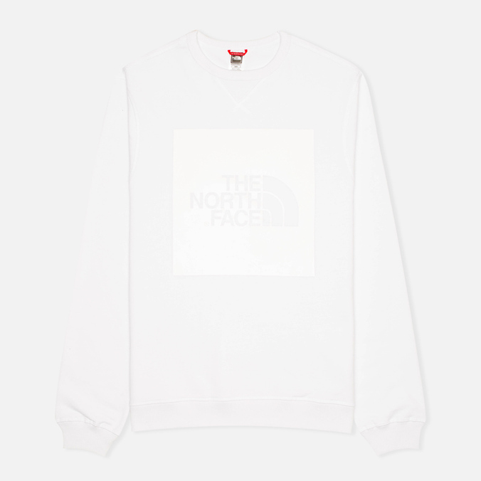 The North Face Fine Crew Men's Sweatshirt White