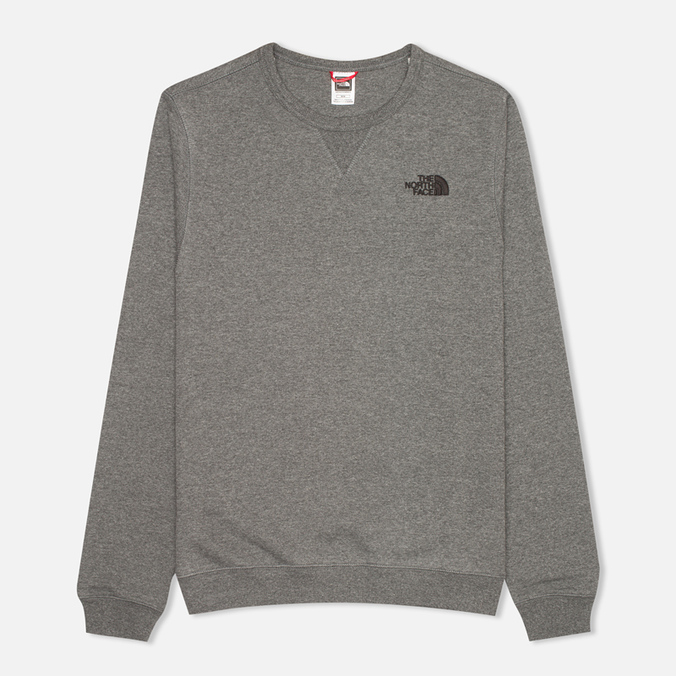 Мужская толстовка The North Face Street Fleece Graphite Grey