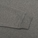 Мужская толстовка The North Face Street Fleece Graphite Grey фото- 3