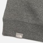 Мужская толстовка The North Face Street Fleece Graphite Grey фото- 5
