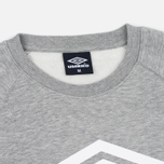 Мужская толстовка Umbro Pro Training Classic Crew Grey Marl фото- 1