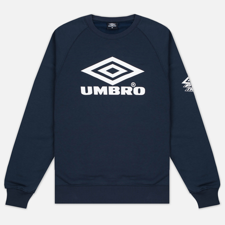 Мужская толстовка Umbro Pro Training Classic Crew Navy