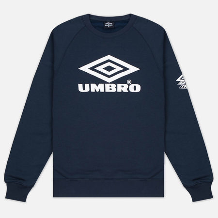 Umbro Pro Training Classic Crew Men's Sweatshirt Navy