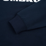 Мужская толстовка Umbro Pro Training Classic Crew Navy фото- 4