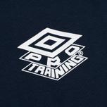 Umbro Pro Training Classic Crew Men's Sweatshirt Navy photo- 3