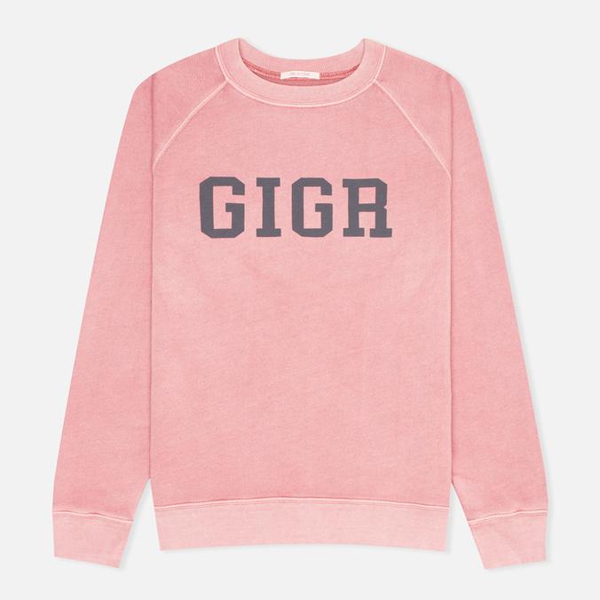 Женская толстовка Gant Rugger Gigr Vintage Coral