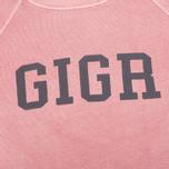 Женская толстовка Gant Rugger Gigr Vintage Coral фото- 2