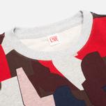 Женская толстовка Lacoste Live Camo Multicolor фото- 1
