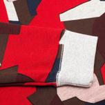 Женская толстовка Lacoste Live Camo Multicolor фото- 3