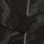 Женская толстовка Maharishi Slouch Black фото- 2
