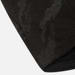 Женская толстовка Maharishi Slouch Black фото- 3