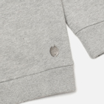 Napapijri Barnsley Women's Sweatshirt Grey Melange photo- 2