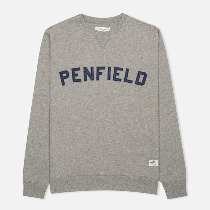 Penfield Brookport Women's Sweatshirt Grey Melange
