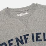 Penfield Brookport Women's Sweatshirt Grey Melange photo- 1
