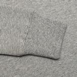 Penfield Brookport Women's Sweatshirt Grey Melange photo- 2