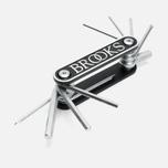 Набор инструментов Brooks England MT10 Black фото- 2