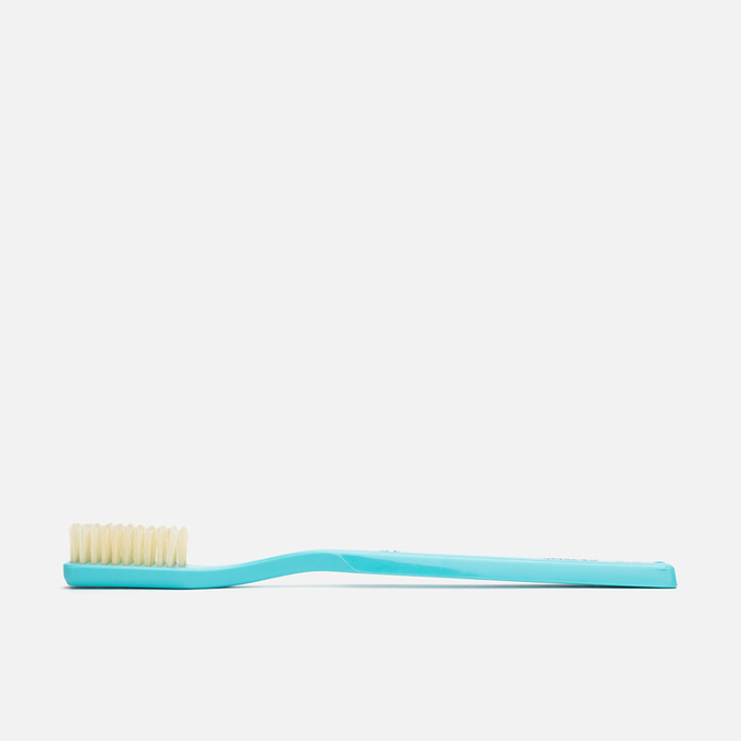 Acca Kappa Extra Hard Pure Bristle Toothbrush Turquoise