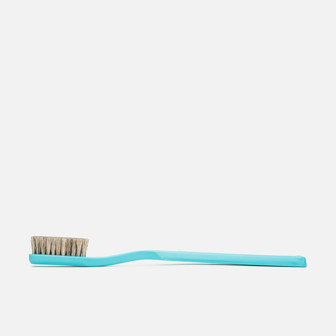 Acca Kappa Extra Soft Pure Bristle Speckled Toothbrush Turquoise