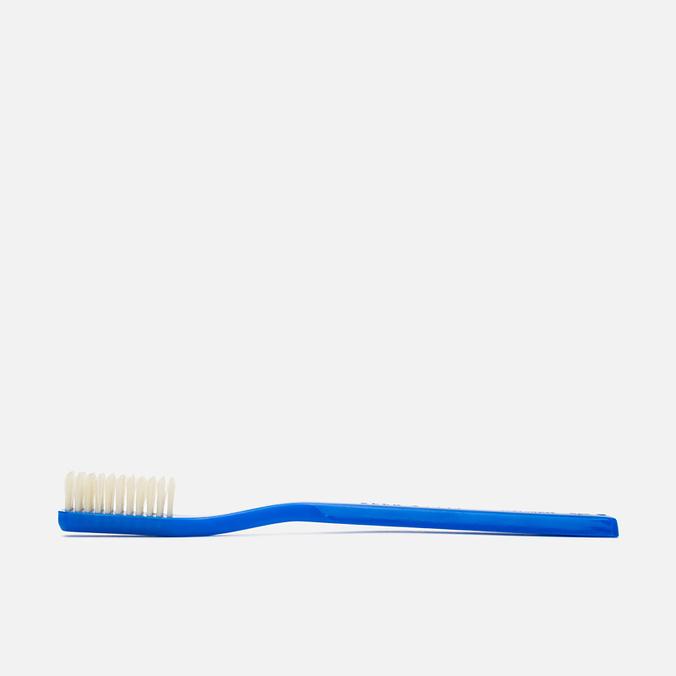 Acca Kappa Hard Pure Bristle Toothbrush Blue
