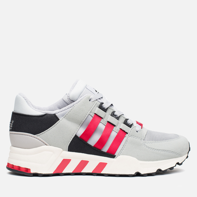 Мужские кроссовки adidas Originals Equipment Running Support 93 Black/White/Scarlet