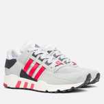 Мужские кроссовки adidas Originals Equipment Running Support 93 Black/White/Scarlet фото- 1