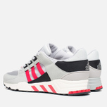 Мужские кроссовки adidas Originals Equipment Running Support 93 Black/White/Scarlet фото- 2