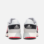 Мужские кроссовки adidas Originals Equipment Running Support 93 Black/White/Scarlet фото- 3