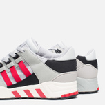 Мужские кроссовки adidas Originals Equipment Running Support 93 Black/White/Scarlet фото- 7