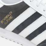 Кроссовки adidas Originals Beckenbauer Dark Grey фото- 5