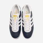 Мужские кроссовки adidas Originals Beckenbauer Sneakers Navy/White фото- 4
