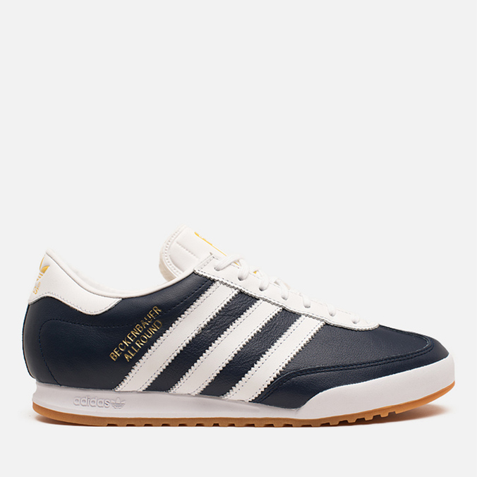 Мужские кроссовки adidas Originals Beckenbauer Sneakers Navy/White