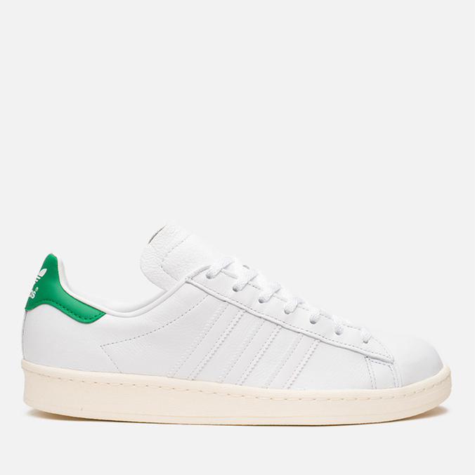 Мужские кроссовки adidas Originals by NIGO Campus 80s Green/White