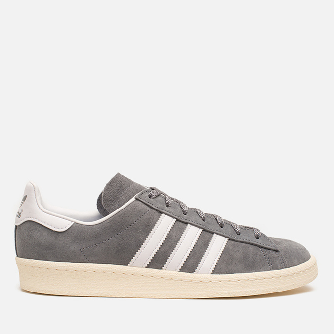 Мужские кроссовки adidas Originals by NIGO Campus 80s Grey/White