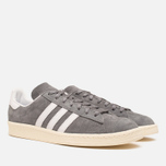 Мужские кроссовки adidas Originals by NIGO Campus 80s Grey/White фото- 1