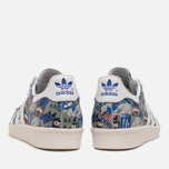 Кроссовки adidas Originals by NIGO Superstar 80s Pioneers Grey/White фото- 3