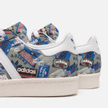 Кроссовки adidas Originals by NIGO Superstar 80s Pioneers Grey/White фото- 6