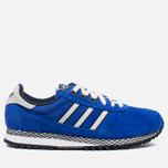 Мужские кроссовки adidas Originals City Marathon PT Blue/White фото- 0