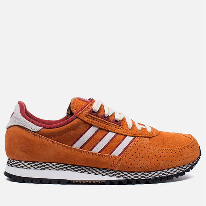 Мужские кроссовки adidas Originals City Marathon PT Orange/White
