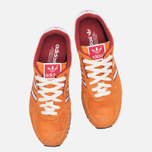 Мужские кроссовки adidas Originals City Marathon PT Orange/White фото- 4