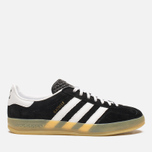 Мужские кроссовки adidas Originals Gazelle Indoor Black/White фото- 0