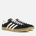 Мужские кроссовки adidas Originals Gazelle Indoor Black/White фото- 1