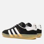 Мужские кроссовки adidas Originals Gazelle Indoor Black/White фото- 2
